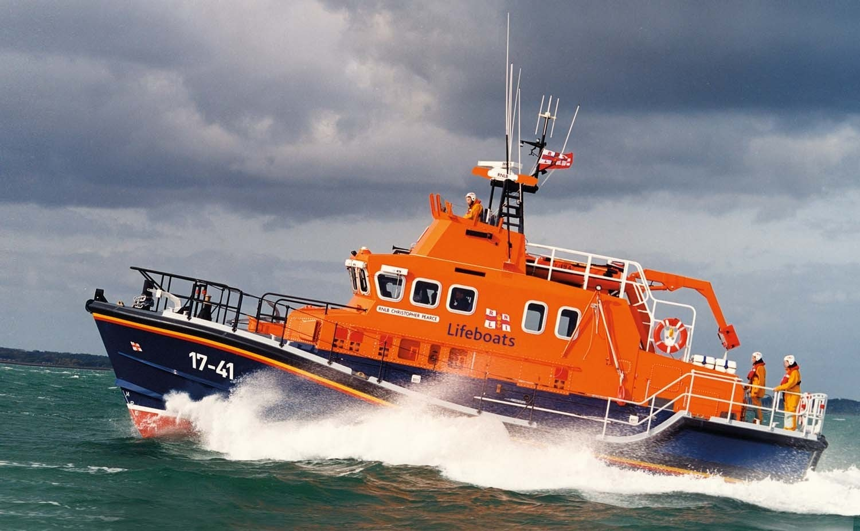 RNLI Severn Class Lifeboat