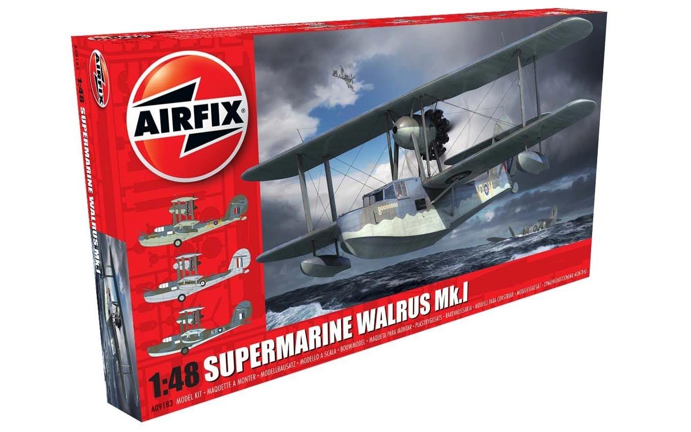 Supermarine Walrus Mk.I NEW TOOLING