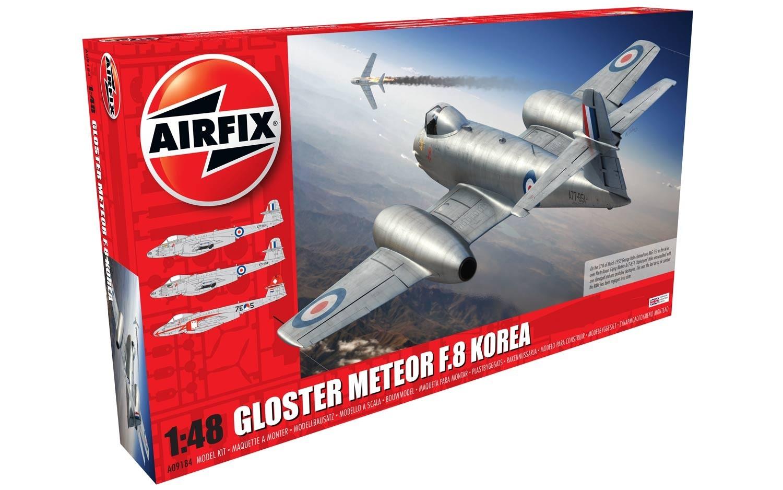 Gloster Meteor F.8 Korean War