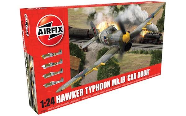 Hawker Typhoon Mk.Ib Car Door NEW TOOL