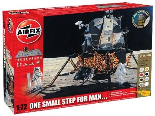 Lunar lander, 50th Anniversary of 1st Moon Landing