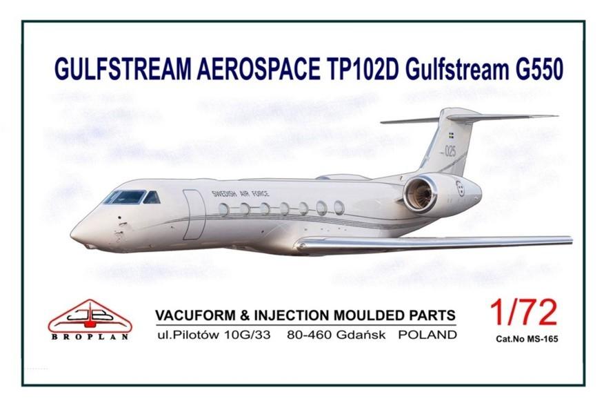 Tp102D Gulfstream G550