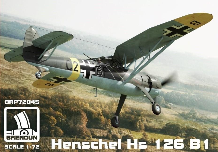 Henschel Hs126B-1