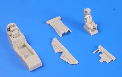 SAAB JAS39A/C Gripen - Interior set Kitty Hawk