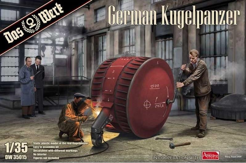 Kugelpanzer (2 full kits)