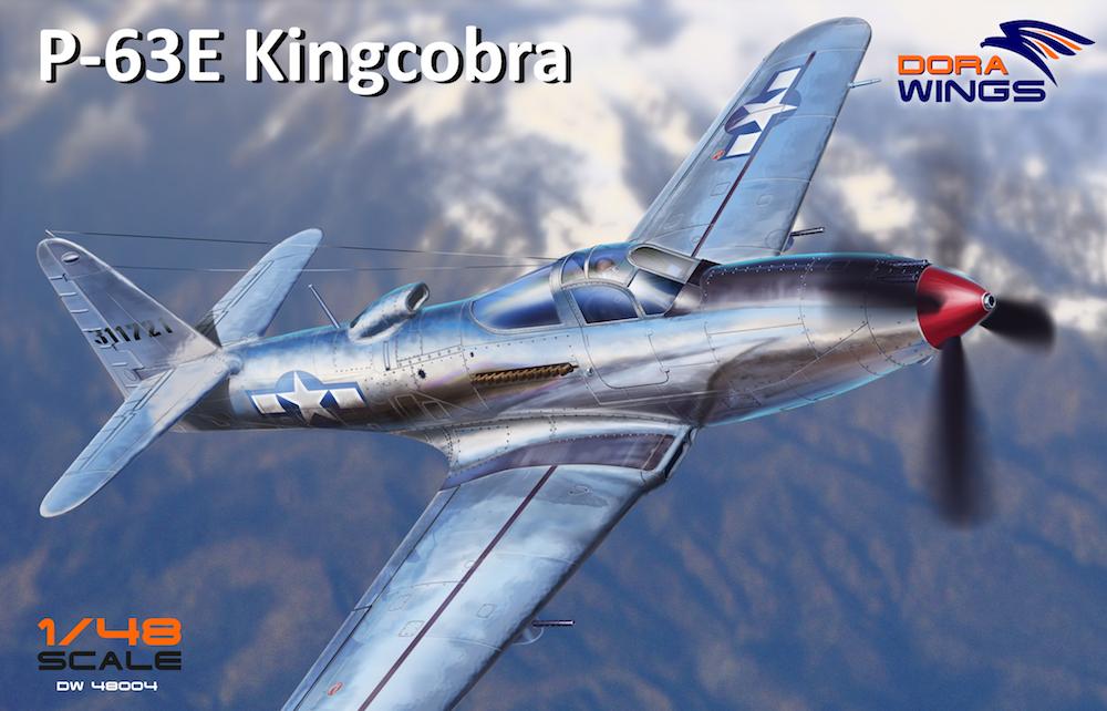 Bell P-63E-1-BE Kingcobra