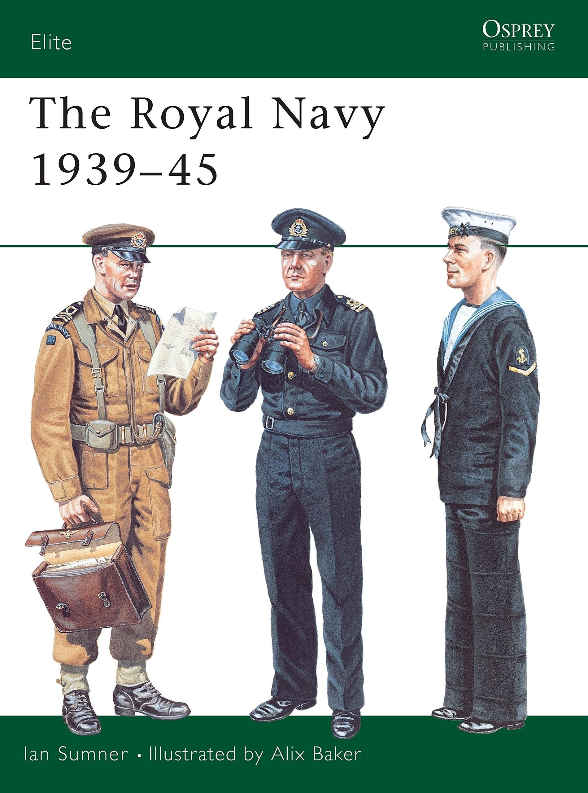 The Royal Navy 1939–45