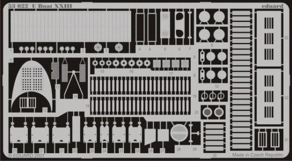 U-boat XXIII