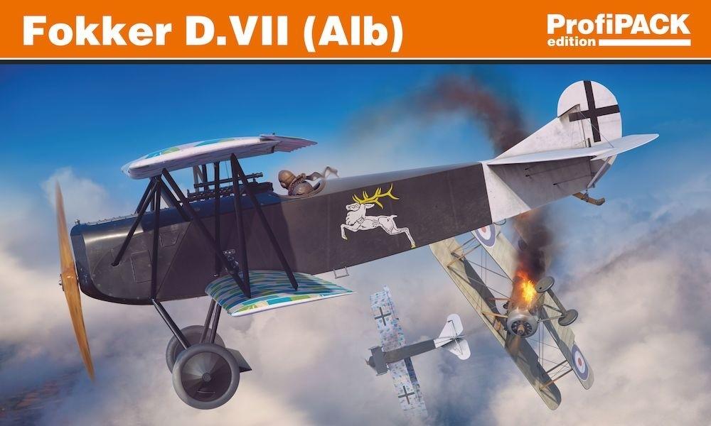 Fokker D.VII(Alb) ProfiPACK