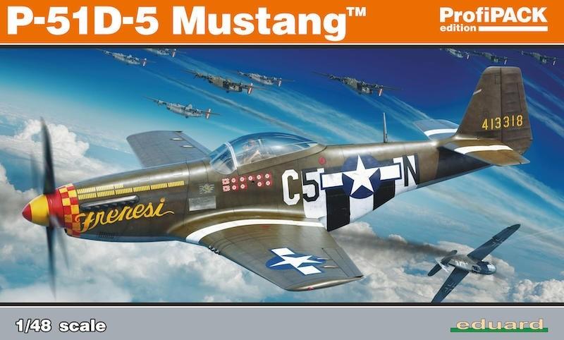 P-51D-5 Mustang PROFIPAK