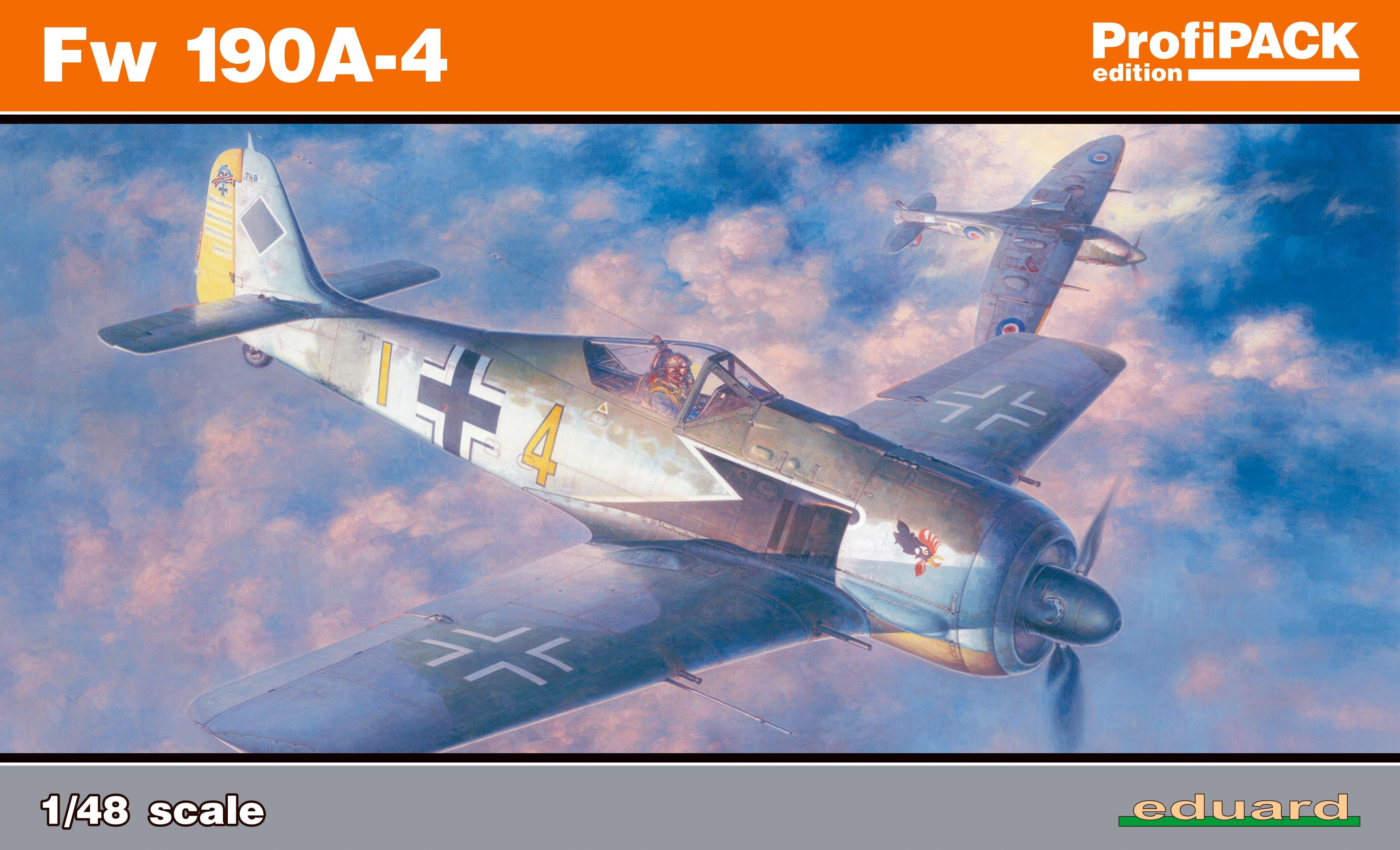 Fw190A-4 PROFIPACK