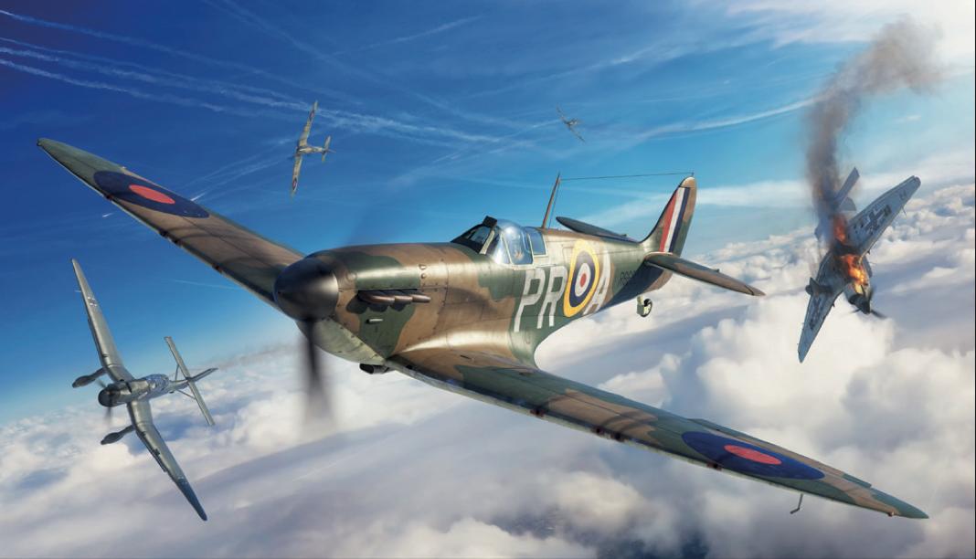 Spitfire Mk.Ia PROFIpack