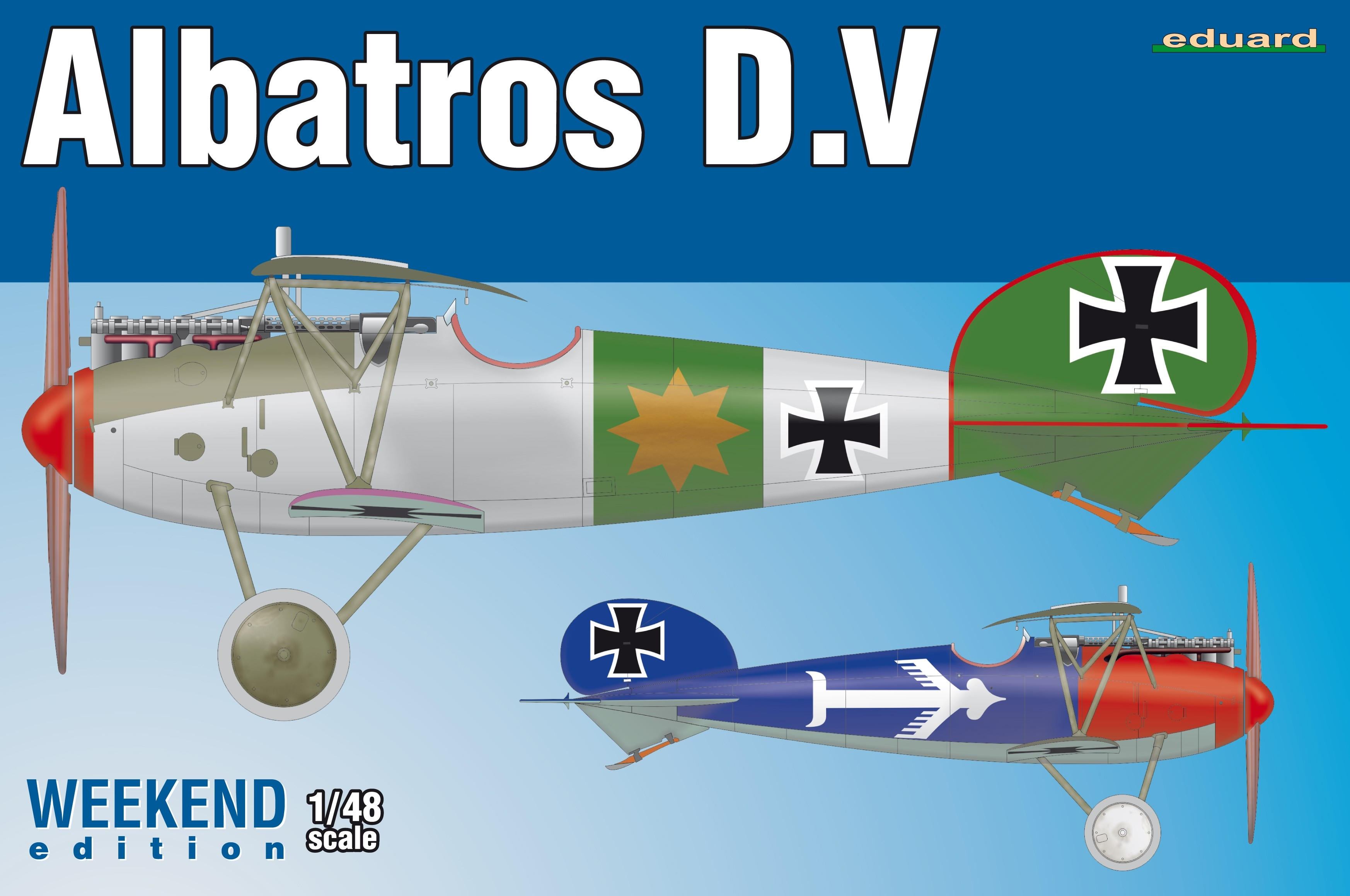 Albatross D.V WEEKEND EDITION
