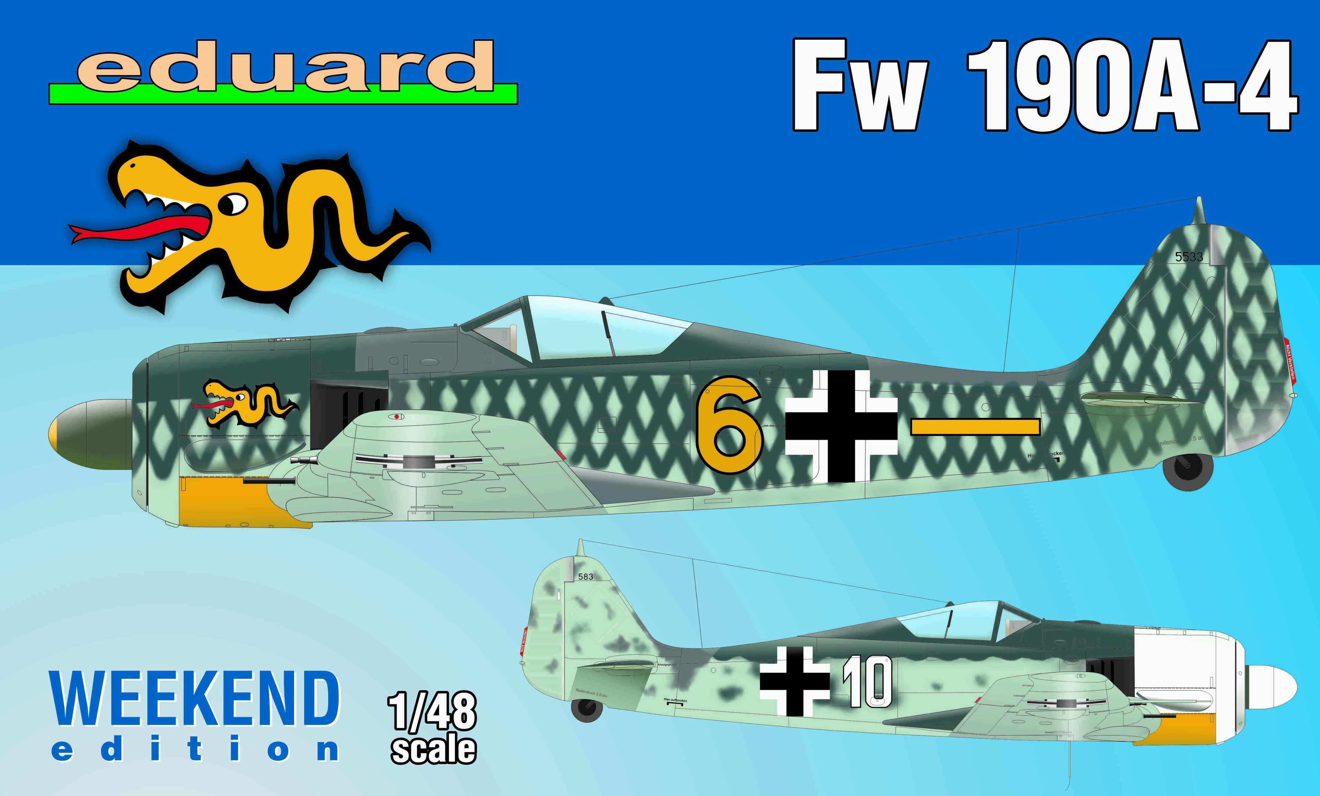 Fw190A-4 WEEKEND