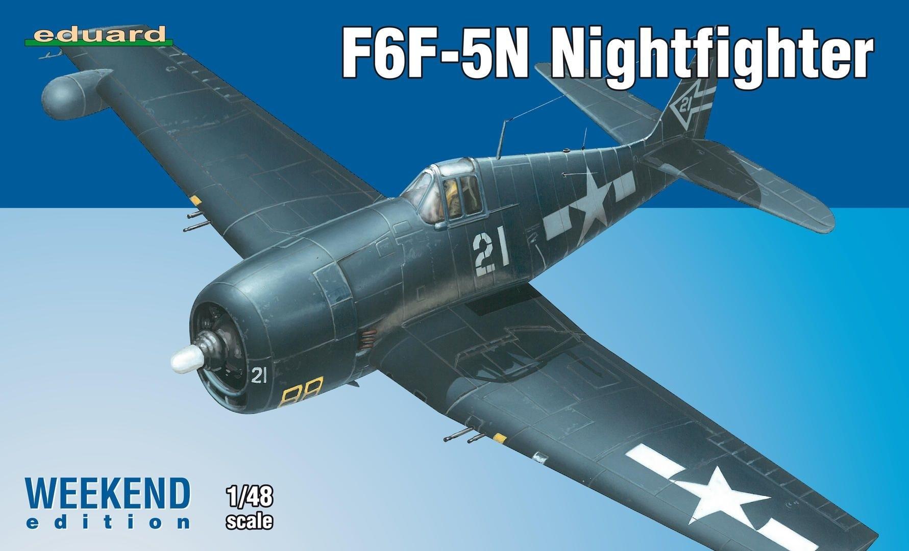 F6F-5N Hellcat WEEKEND