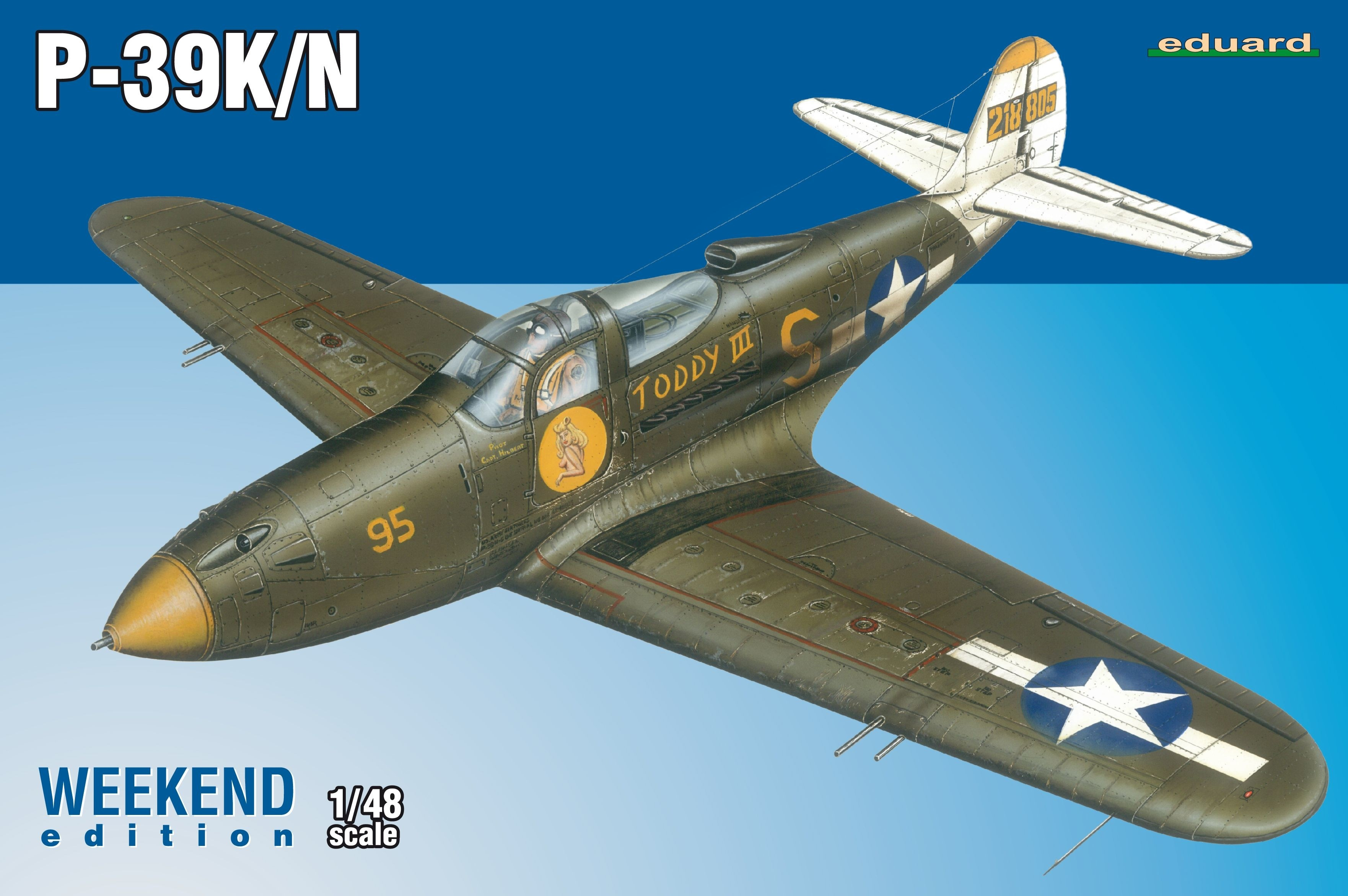 P-39K/N Airacobra Weekend edition