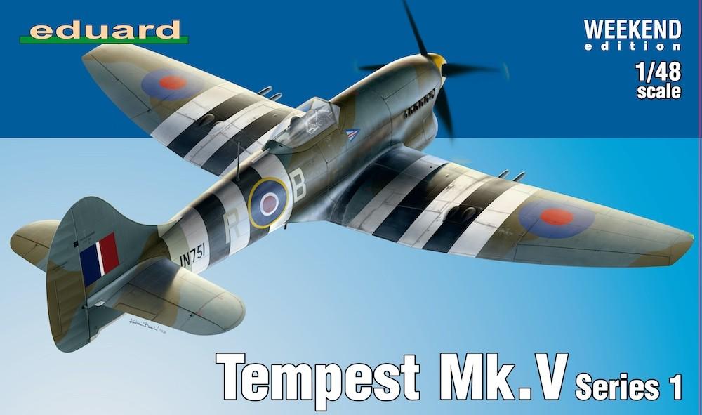 Hawker Tempest Mk.V series 1 WEEKEND