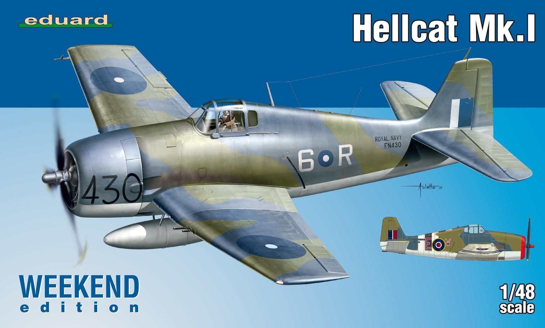 Hellcat Mk.1 (Weekend Edition)