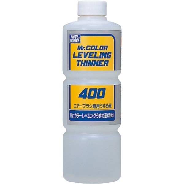 Mr. Color, 400 ml levelling thinner (lack & acryl)