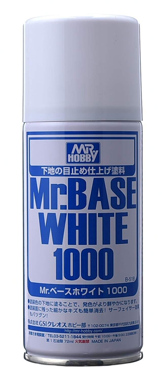 Mr. Base White, 170 ml aerosol