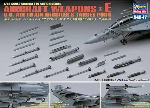 U.S. Aircraft Weapons E