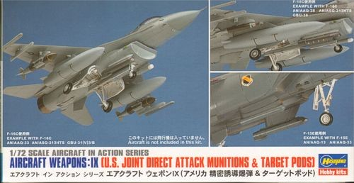 US Joint Direct Attack Munition s & Target Pods