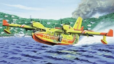 Canadair CL-415 Securite Civil flying boat