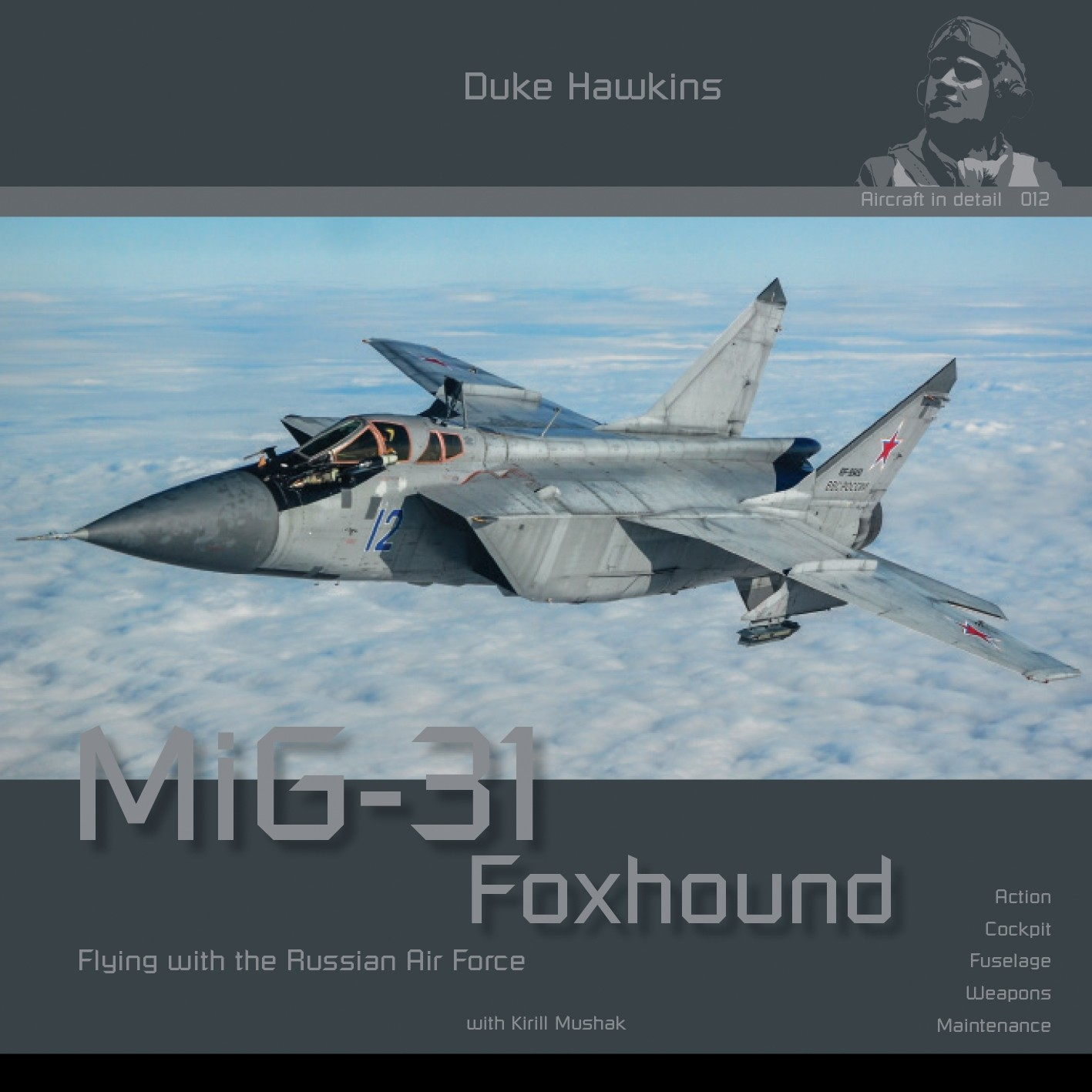 Duke Hawkins: Mikoyan MiG-31 Foxhound