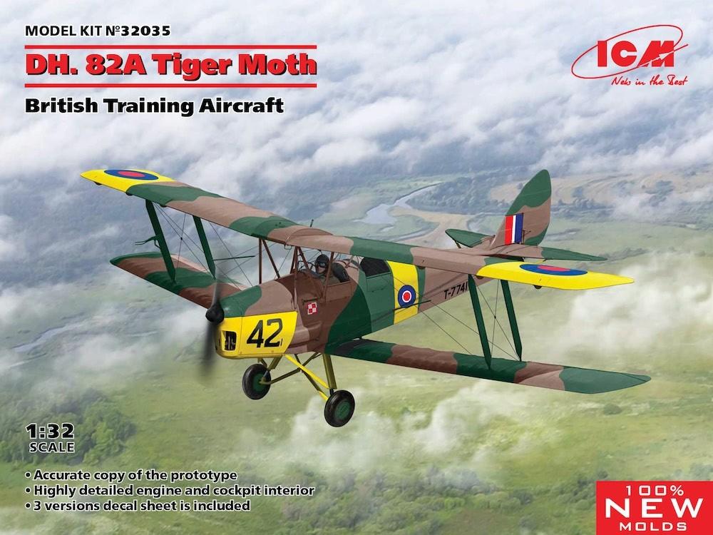 DH.82A Tiger Moth (Sk11) JANUARI