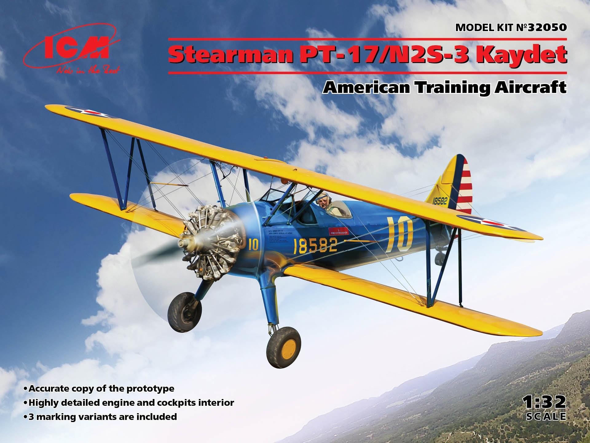 Stearman PT-17/N2S-3 Kaydet