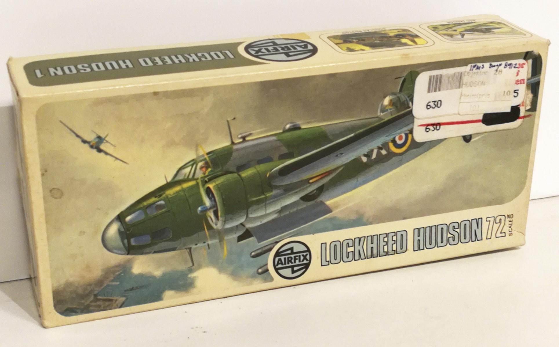 Lockheed Hudson I