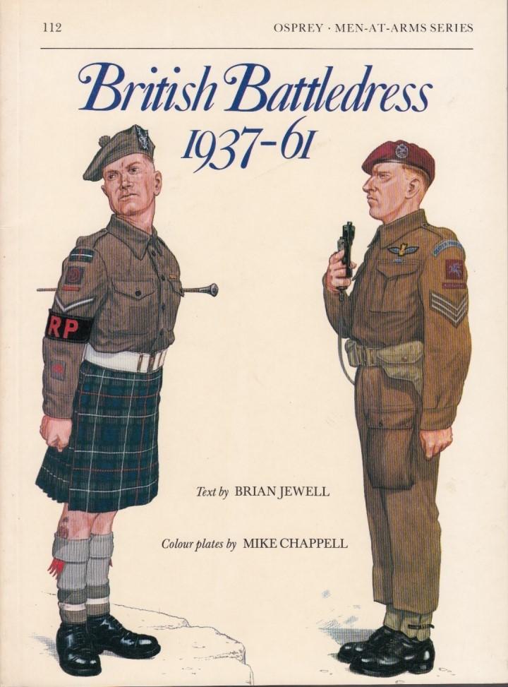 British Battledress 1937-61