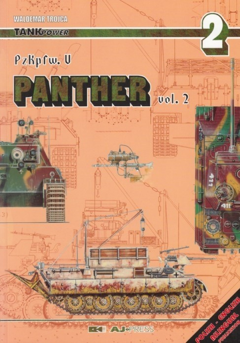 PzKpfw V Panther Vol. 2 - Tankpower 2