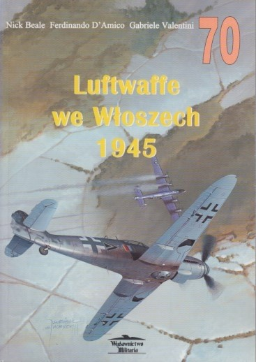 Luftwaffe in Italy, Militaria Aviation 70