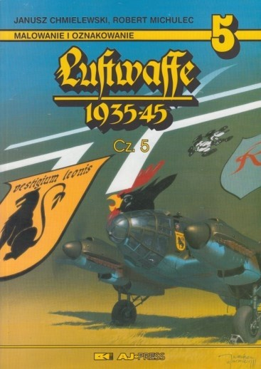 Camouflage & Markings 5 - Luftwaffe 1935-1940 Pt. 5