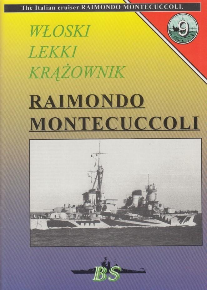 Italian cruiser RAIMONDO MONTECUCCOLI (A4)