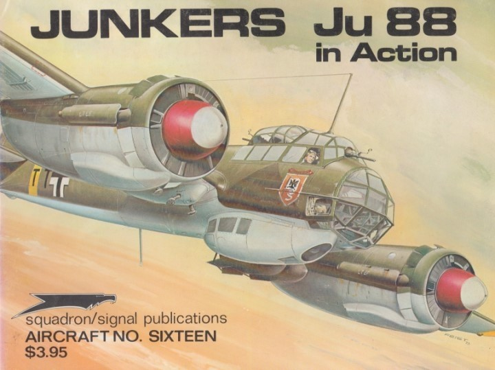 Junker Ju88 in Action