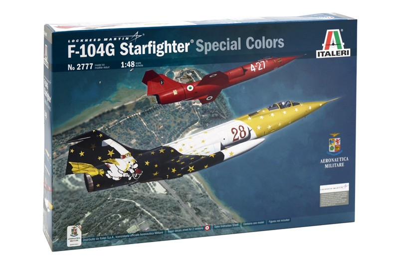 F-104G/S Starfighter Special Colours (2 versions)