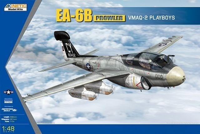 EA-6B Prowler VMAQ-2 Playboys