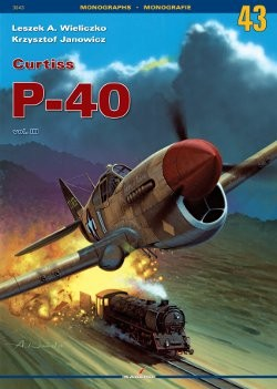 Curtiss P-40 vol. 3 OUT OF PRINT