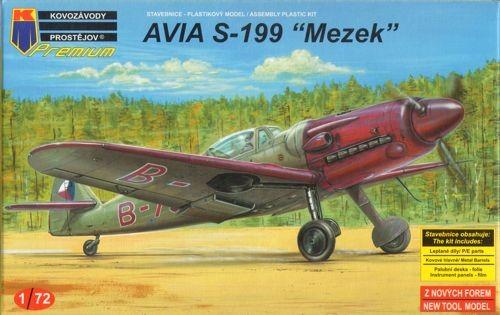 Avia S-199, Premium NEW MOULD!