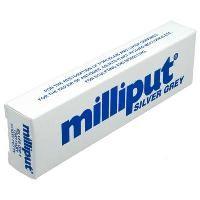 Milliput silvergrå, 2-komponent epoxyspackel