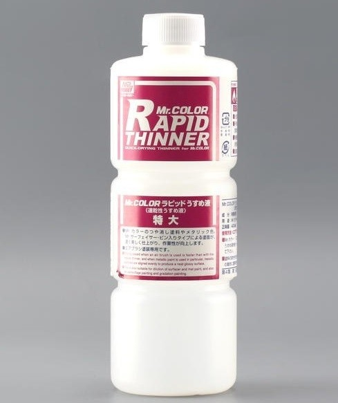 Mr. Color, 400 ml Rapid thinner (lack)