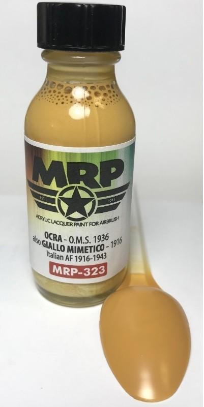 Giallo Mimetico Swedish Airforce 30 ml