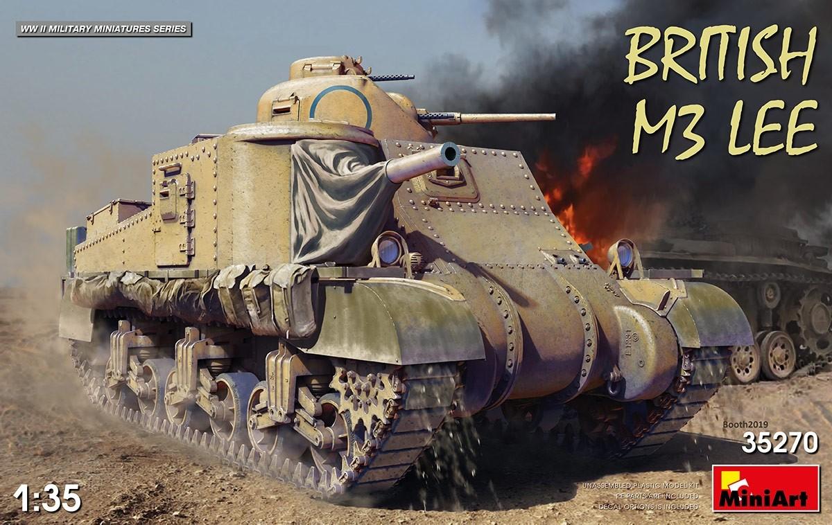 British M3 Lee