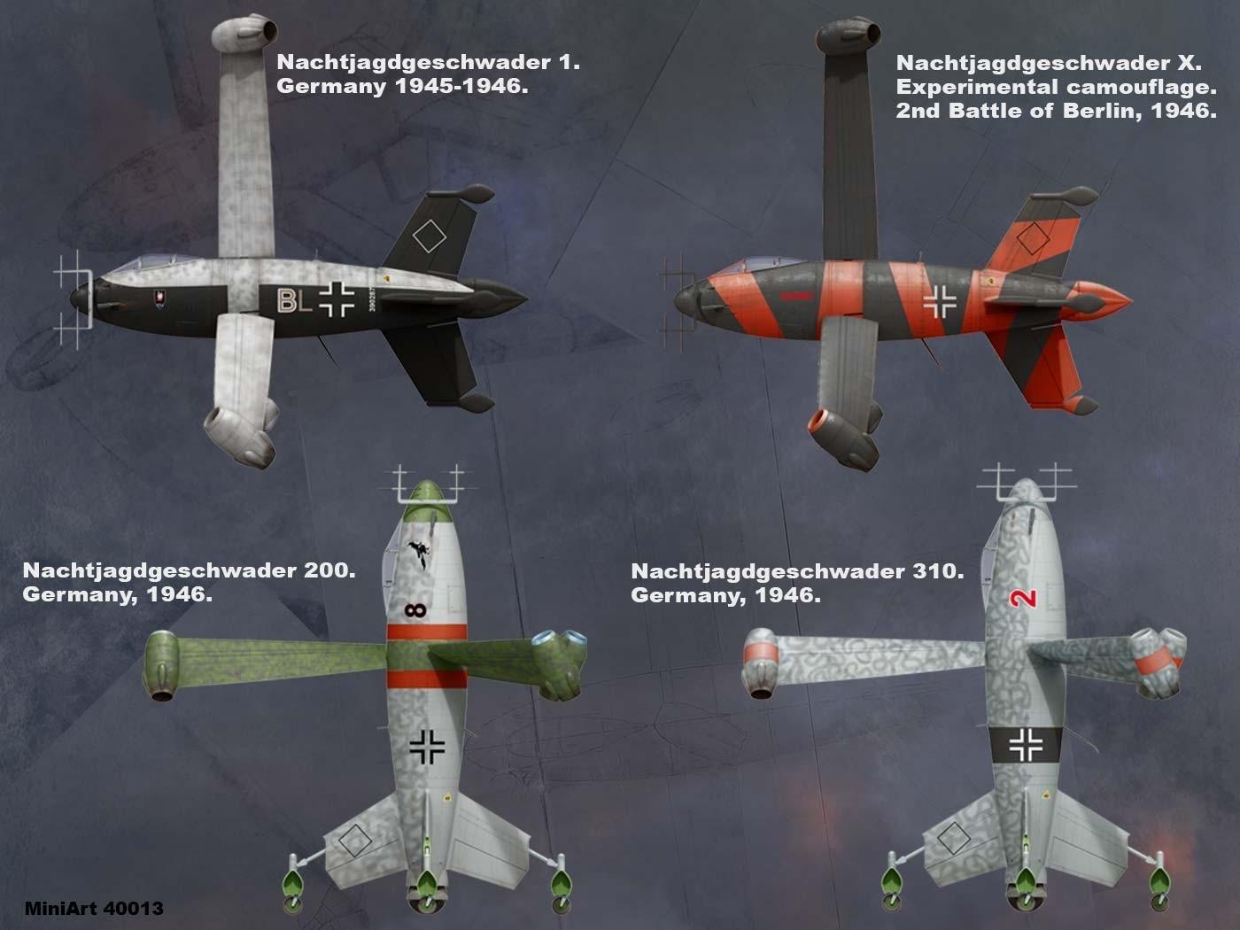Focke Wolf Triebflugel 1/35