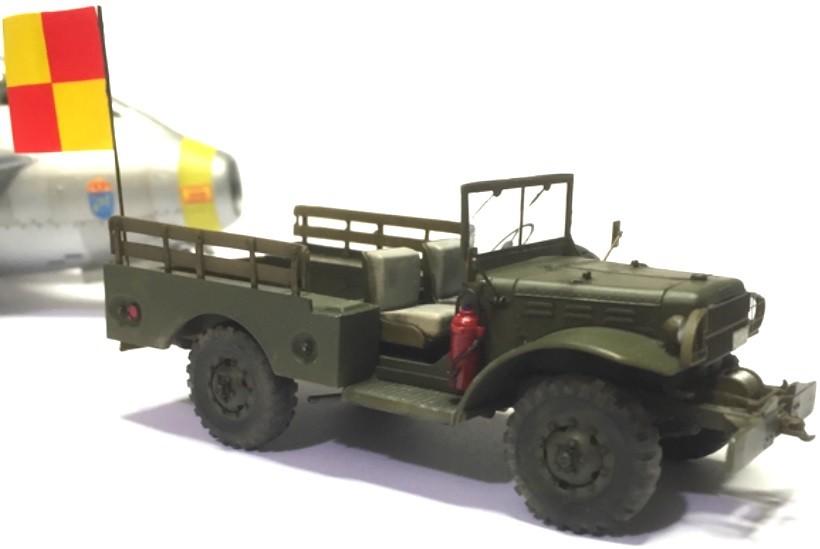 Dodge WC52 bogserjeep