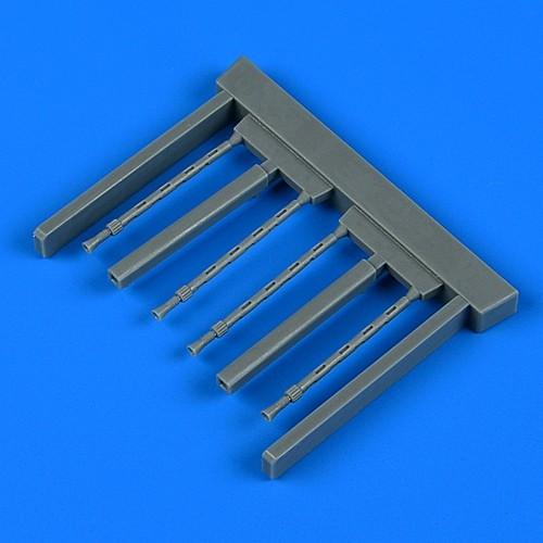 Gladiator gun barrels (ICM)