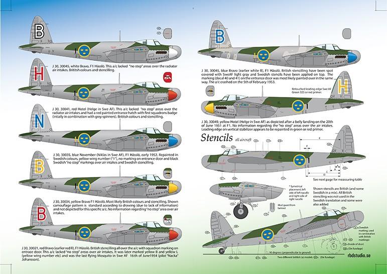 J30 Mosquito Mk. XIX