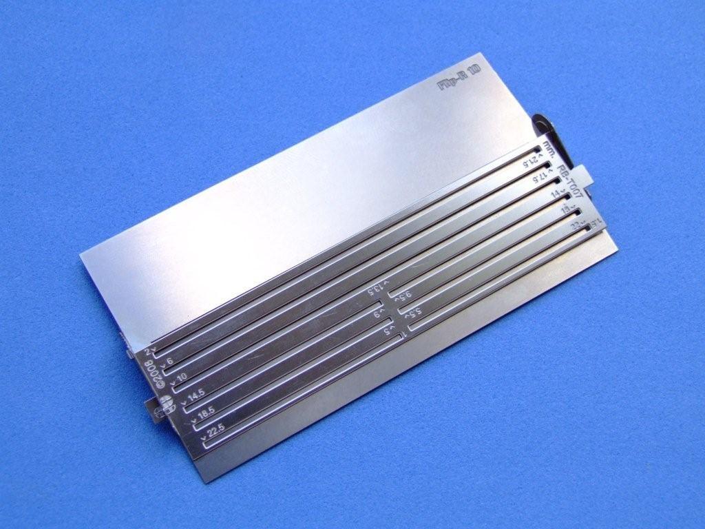 Tillägg för Flip-R10, för paralell vikning.